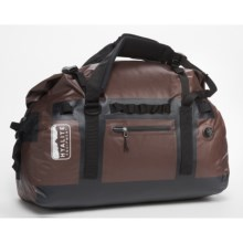 Hyalite Equipment Expedition Dry Duffel Bag - Small in Chocolate - Closeouts