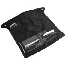 Hyalite Equipment Pneumo Zip Compression Bag - Gallon in Black - Closeouts
