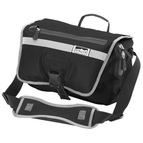 Hyalite Equipment Sitka Waterproof Bag in Black