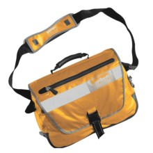 Hyalite Equipment Vancouver Messenger Bag - Waterproof in Mustard - Closeouts