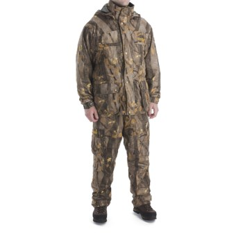 Hycreek Pro II Series Big Game Camo Hunting Package -  6-Piece (For Men) in Allwoods Conceal