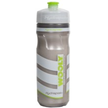 Hydrapak Wooly PrimaLoft® Insulated Water Bottle - 21 fl. oz., BPA-Free in Green - Closeouts