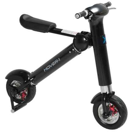 HYPE Hover-1 Folding Electric Scooter Bike in See Photo - Closeouts