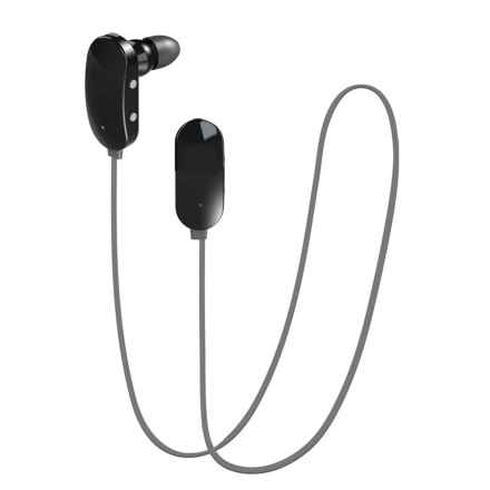 Hype Jolt Wireless Bluetooth® Sport Earbuds in Grey - Closeouts