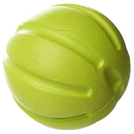 Hyper Pet Hyper Chewz Ball Dog Toy in Green - Closeouts
