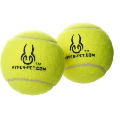 Hyper Pet Tennis Balls - 2-Pack in Green