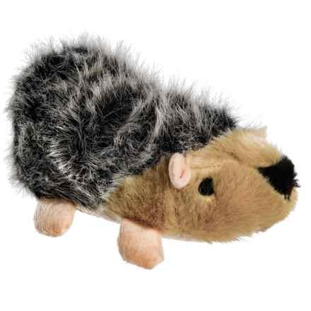 Hyper Pet Wildlife Hedgehog Dog Toy - Squeaker in Hedgehog - Closeouts