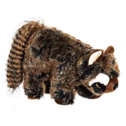 Hyper Pet Wildlife Raccoon Dog Toy - Squeaker in Raccoon - Closeouts