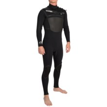 Hyperflex Amp 3 Front Zip Full Wetsuit - 3/2mm (For Men) in Black - Closeouts