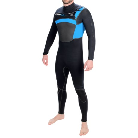 Hyperflex Amp 3 Front Zip Full Wetsuit 4/3mm (For Men)