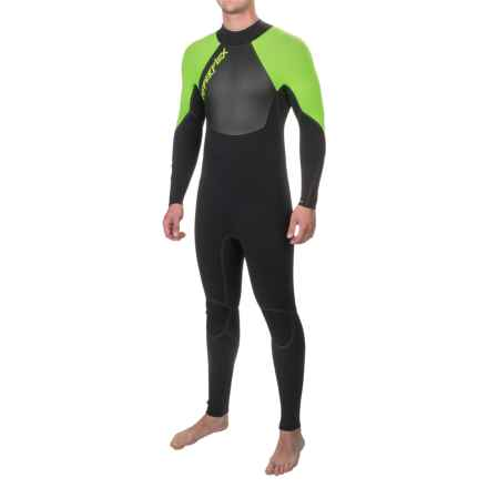 ce8afcc709435 Hyperflex Voodoo Back-Zip Full Wetsuit - 3/2mm, Long Sleeve (For