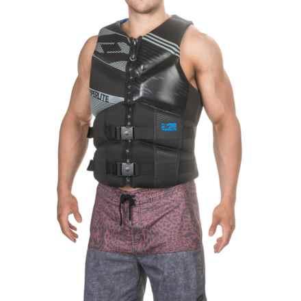 Hyperlite BioLite Type III PFD Life Jacket (For Men) in Black/Grey - Closeouts
