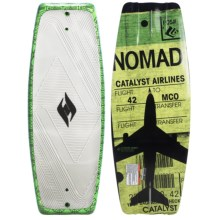 Hyperlite Nomad Wakeskate in 42 Catalyst Graphic - Closeouts