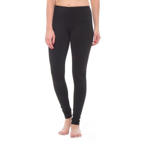 Hypertek High-Waist Leggings (For Women) in Black