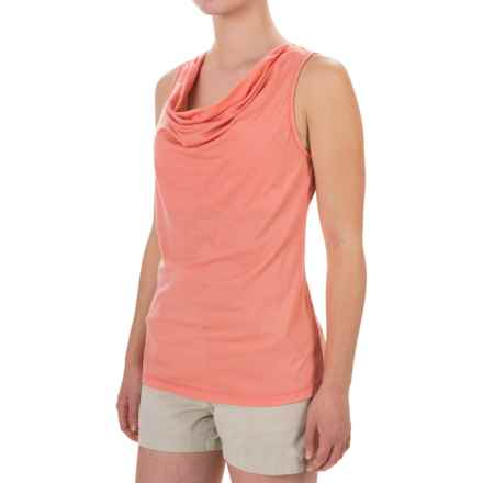 Ibex Aria Tank Top - Merino Wool (For Women) in Daybreak - Closeouts