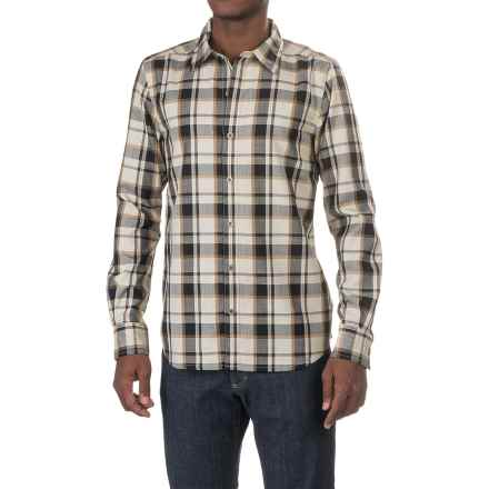 Ibex Champlain Shirt - Long Sleeve (For Men) in Expedition Plaid - Closeouts