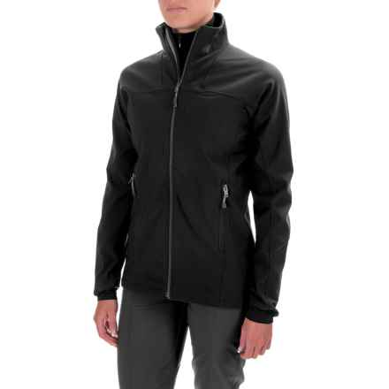 Ibex Climawool® Chute Jacket (For Women) in Black - Closeouts