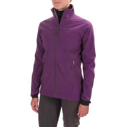 Ibex Climawool® Chute Jacket (For Women) in Mulberry - Closeouts