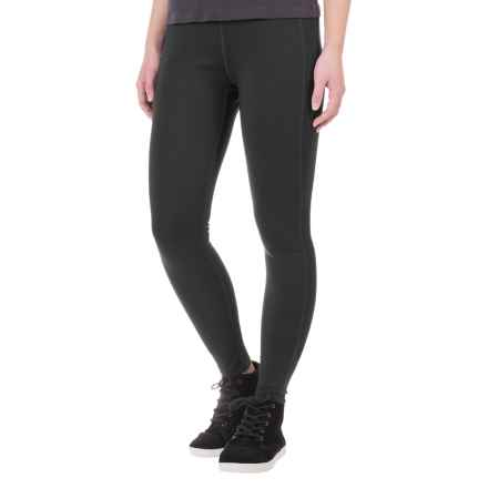 Ibex Dolce Leggings (For Women) in Black - Closeouts