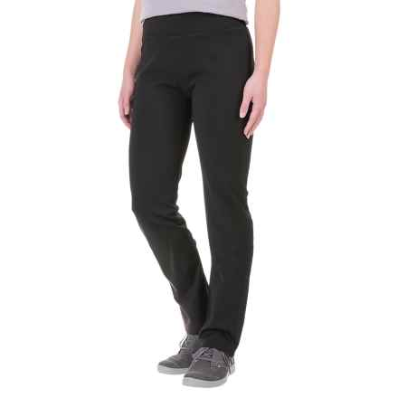 Ibex Dolce Pants (For Women) in Black - Closeouts