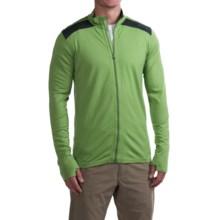 Ibex Indie Jacket - Merino Wool (For Men) in Gecko - Closeouts