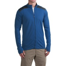 Ibex Indie Jacket - Merino Wool (For Men) in Riptide - Closeouts