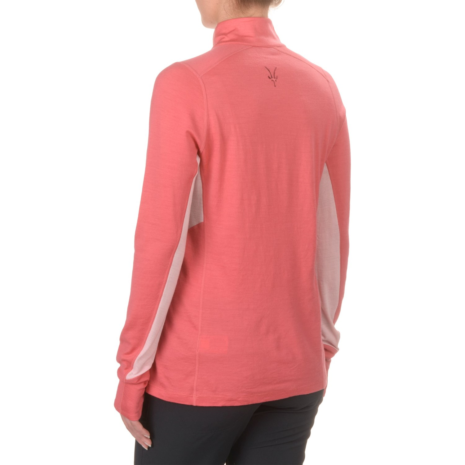 Ibex indie shirt for women save 60 for Merino wool shirt womens