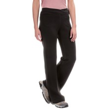 Ibex Izzi Pants - Merino Wool (For Women) in Black - Closeouts