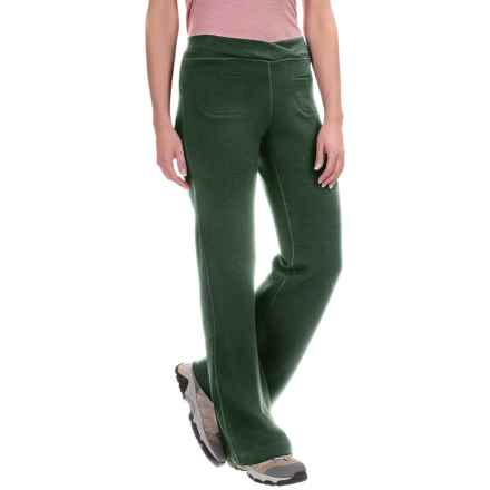 Ibex Izzi Pants - Merino Wool (For Women) in Mallard - Closeouts