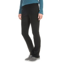 Ibex Izzi Tavern Knit Pants - Merino Wool (For Women) in Black - Closeouts