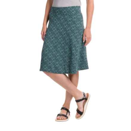 Ibex Juliet Toula Skirt - Merino Wool (For Women) in Celtic/Midnight - Closeouts