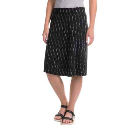 Ibex Juliet Toula Skirt - Merino Wool (For Women) in Dashing / Black - Closeouts
