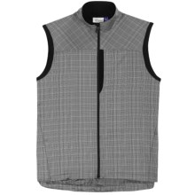Ibex Momentum Vest - Recycled Materials (For Men) in Black/Grey - Closeouts