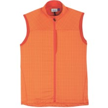 Ibex Momentum Vest - Recycled Materials (For Men) in Orange - Closeouts