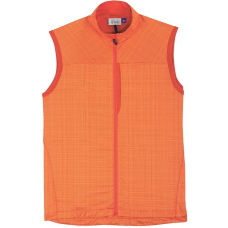 Ibex Momentum Vest - Recycled Materials (For Men) in Orange