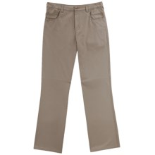 Ibex OC Canvas Pants - Organic Cotton (For Men) in Rope - Closeouts