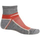 Ibex Quarter-Crew Socks - Wool, Ankle (For Men and Women)