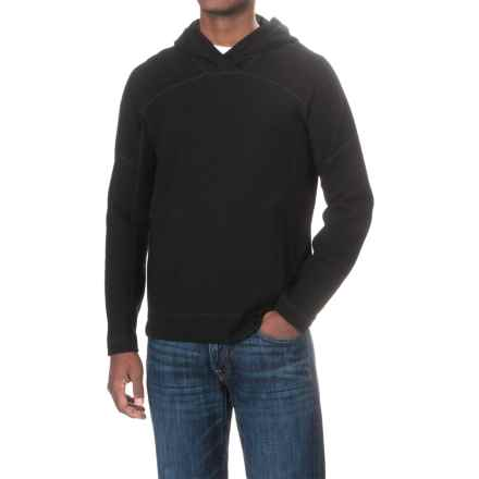 Ibex Scout Jura Hoodie - Merino Wool (For Men) in Black - Closeouts