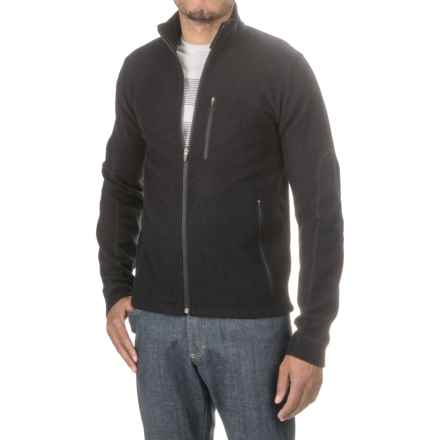 Ibex Scout Jura Merino Wool Jacket (For Men) in Black - Closeouts