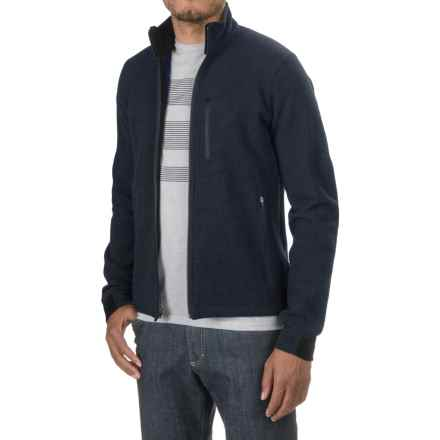 Ibex Scout Jura Merino Wool Jacket (For Men) in Midnight Heather - Closeouts