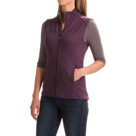 Ibex Shak Vest - Merino Wool (For Women) in Wicked Dark - Closeouts