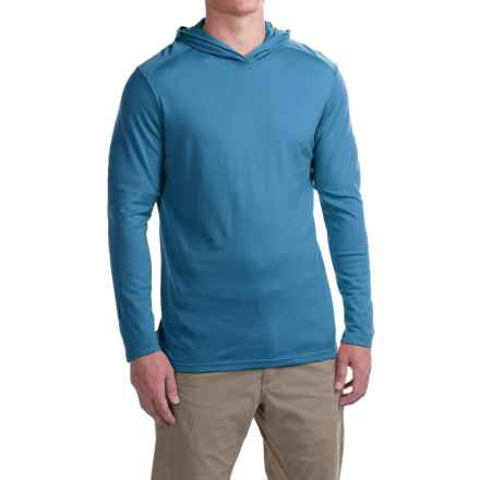 Ibex VT Hoodie - Merino Wool (For Men) in Champlain - Closeouts