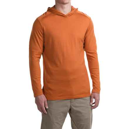 Ibex VT Hoodie - Merino Wool (For Men) in Tuscany - Closeouts