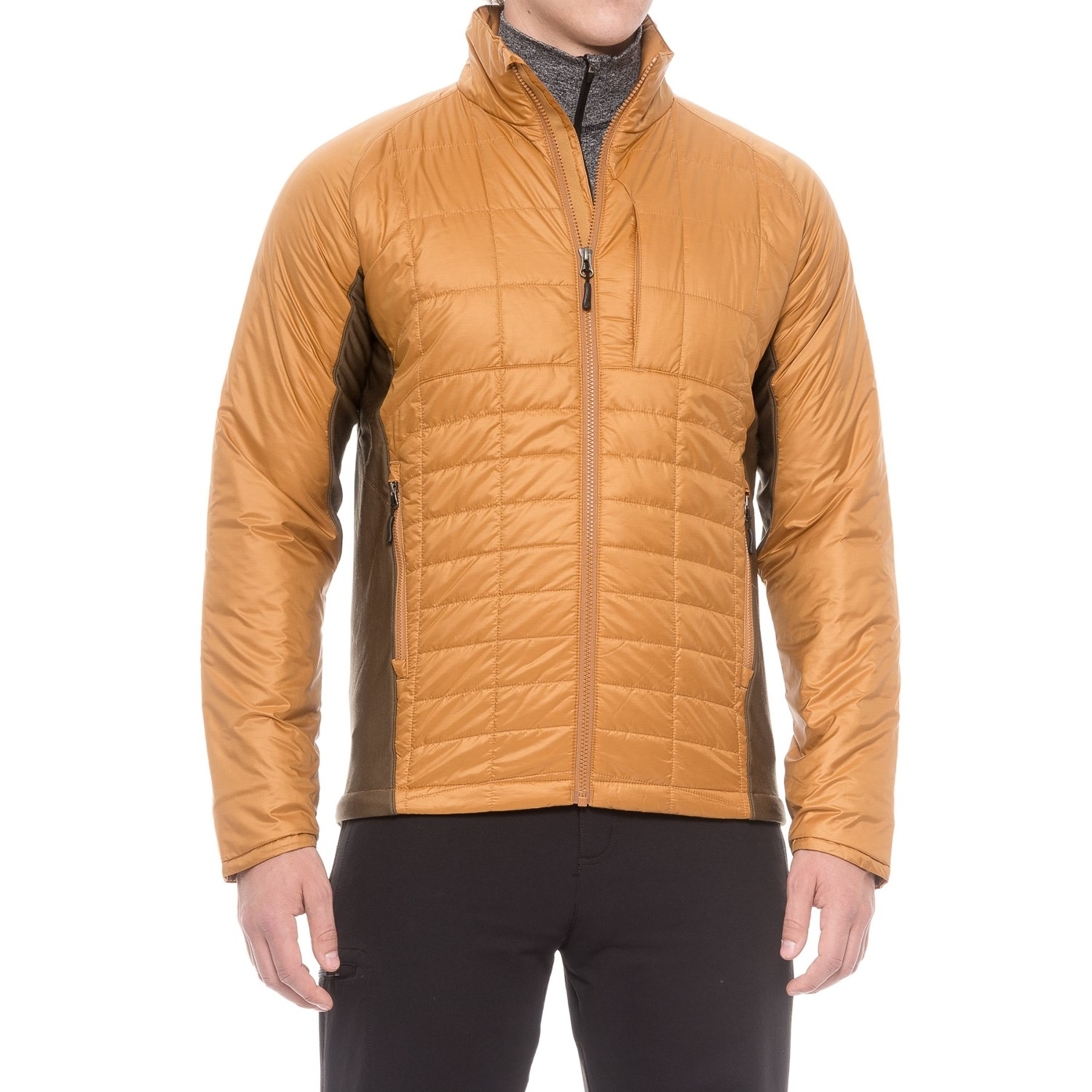 Ibex Wool Aire Matrix Jacket For Men Save 56