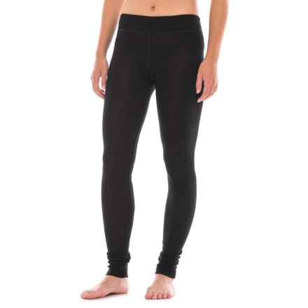 Ibex Woolies 1 Base Layer Pants - Merino Wool (For Women) in Black - Closeouts