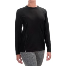 Ibex Woolies 3 Heavyweight Base Layer Top - Long Sleeve (For Women) in Black - Closeouts