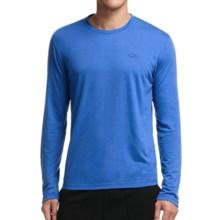 Icebreaker 150 Tech T-Lite Shirt - UPF 30+, Merino Wool, Long Sleeve (For Men) in Cadet - Closeouts