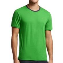 Icebreaker 150 Tech T-Lite Shirt - UPF 30+, Merino Wool, Short Sleeve (For Men) in Lawn/Monsoon - Closeouts