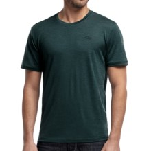 Icebreaker 150 Tech T-Lite Shirt - UPF 30+, Merino Wool, Short Sleeve (For Men) in Pine - Closeouts
