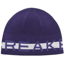 Icebreaker AC Beanie Hat - Merino Wool (For Men and Women) in Horizon - Closeouts